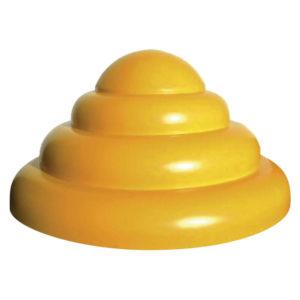 acquagioca tetti a cupola monte cervino monoscocca adattabili giallo eurotank
