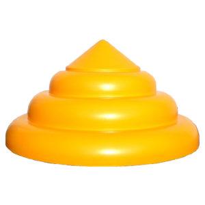 acquagioca tetti a cupola montebianco polietilene adattabili giallo eurotank standard giallo