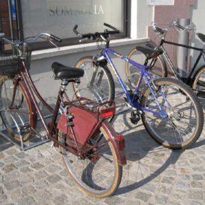 acquagioca posabiciclette anche a cinque posti   ambientata eurotank