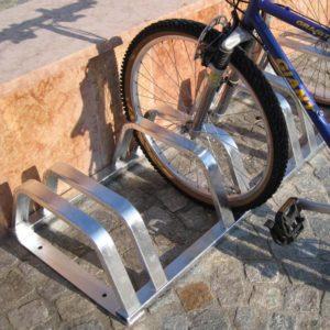 acquagioca posabiciclette quattro posti leggeri eurotank